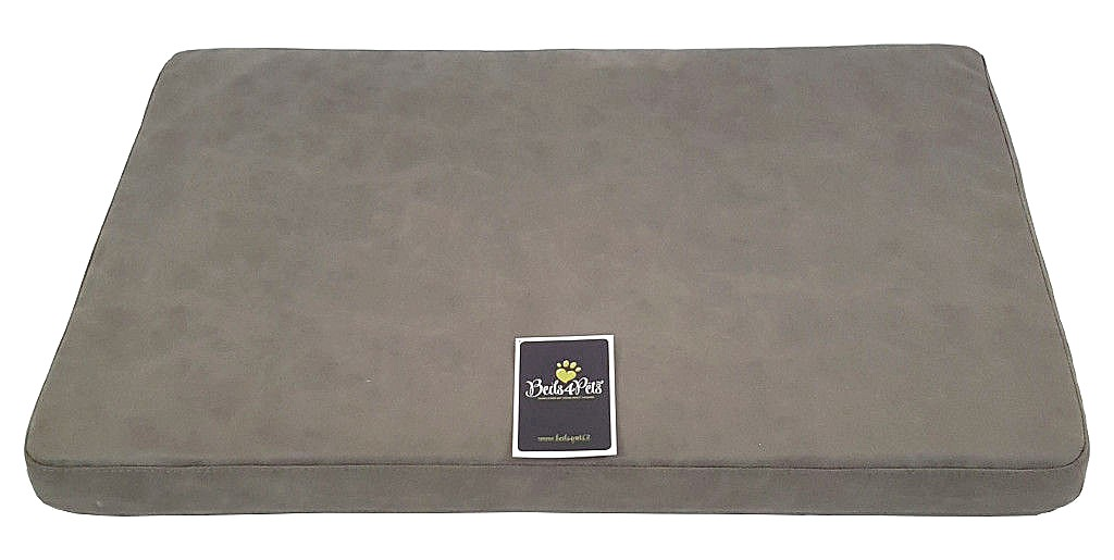 memory foam colore marrone
